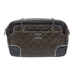Lederhandtasche Chanel Camera