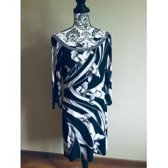 Robe mi-longue White House Black Market  pas cher
