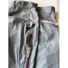 Pantalon droit Versace Couture  pas cher