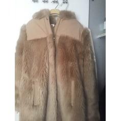 Manteau en fourrure Chloé  pas cher