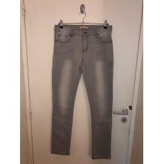 Jeans slim Onado  pas cher