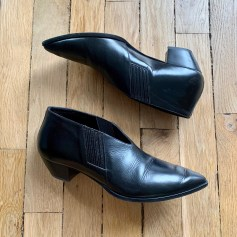 Bottines & low boots à talons Aeyde  pas cher