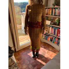 Jupe longue Louise Della  pas cher