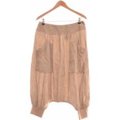Pantalon droit Sarah Pacini  pas cher