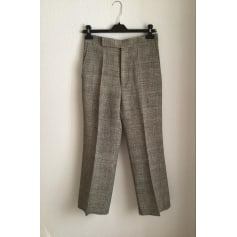 Straight Leg Pants Céline