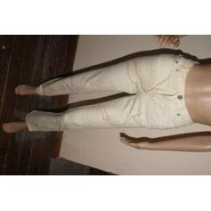Pantalon slim, cigarette Just Cavalli  pas cher