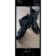 Bottines & low boots à talons miglio  pas cher
