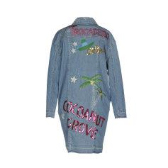 Manteau en jean Lucille  pas cher