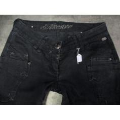 Jeans droit Timezone  pas cher
