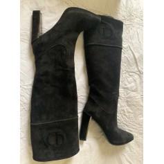 Santiags, bottines, low boots cowboy Dior  pas cher