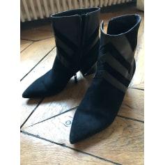 Santiags, bottines, low boots cowboy What For  pas cher