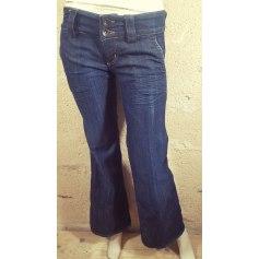 Jeans droit Freeman T Porter  pas cher