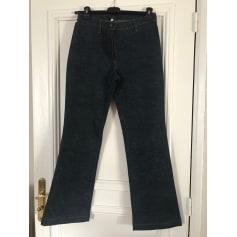 Jeans évasé, boot-cut Christian Lacroix  pas cher