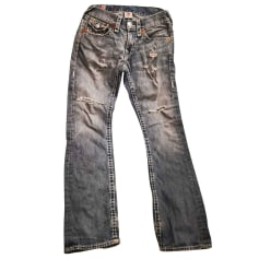 Boot-cut Jeans, Flares True Religion