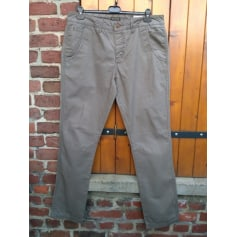 Pantalon droit Review  pas cher