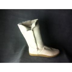 Flat Boots Stéphane Gontard
