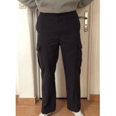 Pantalon droit Acne  pas cher