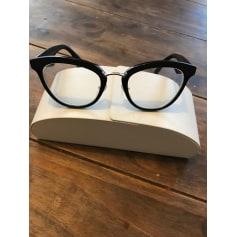 Monture de lunettes Prada  pas cher