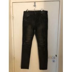 Jeans slim Mj By Mania  pas cher