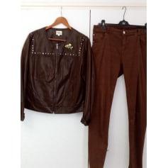 Tailleur pantalon Grain de Malice  pas cher