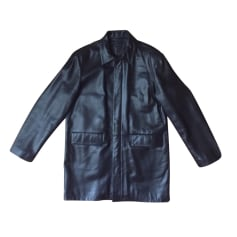 Leather Coat De Fursac