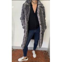 Manteau en fourrure Alex Max  pas cher