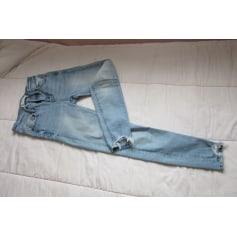 Jeans slim Stradivarius  pas cher