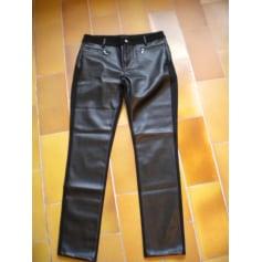 Pantalon droit Mise Au Green  pas cher