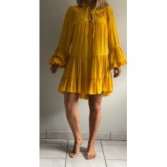 Robe courte Oud Paris  pas cher