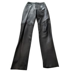 Pantalon droit Mac Douglas  pas cher