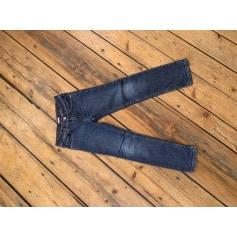 Jeans droit Paul Smith  pas cher