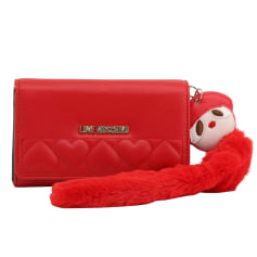 Handtasche Leder Love Moschino
