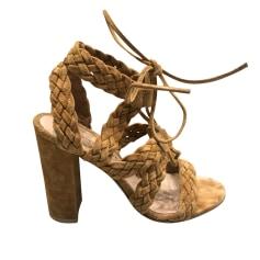 Sandales à talons Gianvito Rossi  pas cher