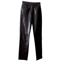 Pantalon slim, cigarette Mac Douglas  pas cher