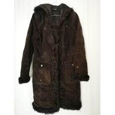 Manteau en cuir Oakwood  pas cher