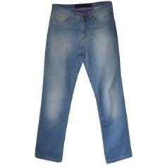 Straight Leg Jeans Trussardi