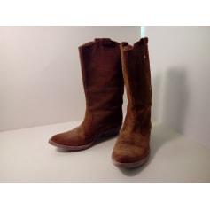 Cowboy Boots Camper