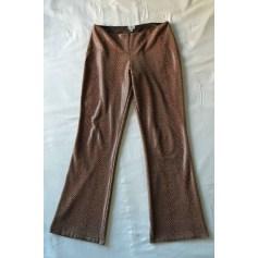 Pantalon évasé Caché  pas cher