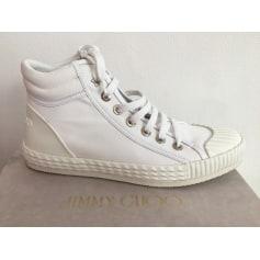Baskets Jimmy Choo  pas cher