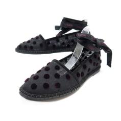 Sandales plates  Dior  pas cher