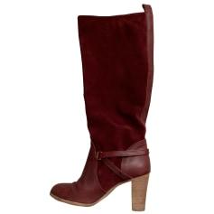 High Heel Boots Comptoir Des Cotonniers