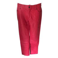 Pantalon droit American Retro  pas cher