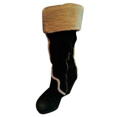 High Heel Boots Calvin Klein