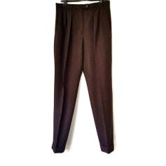 Pantalon droit Irene Van Ryb  pas cher