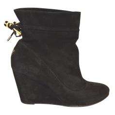 Bottines & low boots à compensés BCBG Max Azria  pas cher