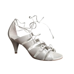 Heeled Sandals Comptoir Des Cotonniers