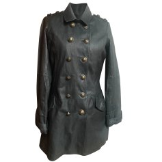 Manteau en cuir Pepe Jeans  pas cher