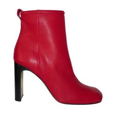 Bottines & low boots à talons Pierre Hardy  pas cher