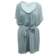 Robe courte Diane Von Furstenberg  pas cher