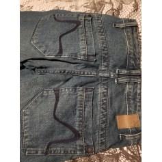 Jeans droit Oxbow  pas cher